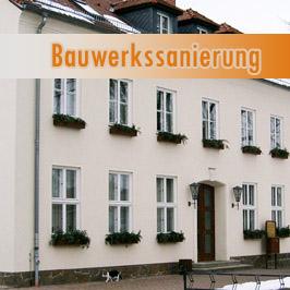 Bauwerkssanierung in Leipzig