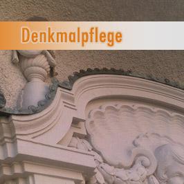 Denkmalpflege in Leipzig